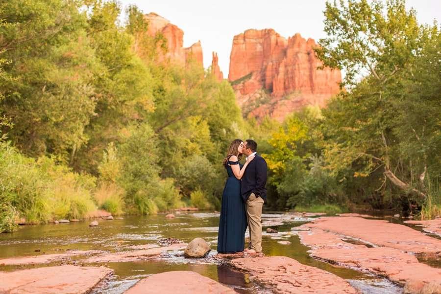 Marisa and Joseph - Proposal Photography Flagstaff 16