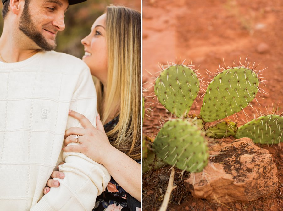 Melissa and Thomas - Proposal Photographer Flagstaff 9