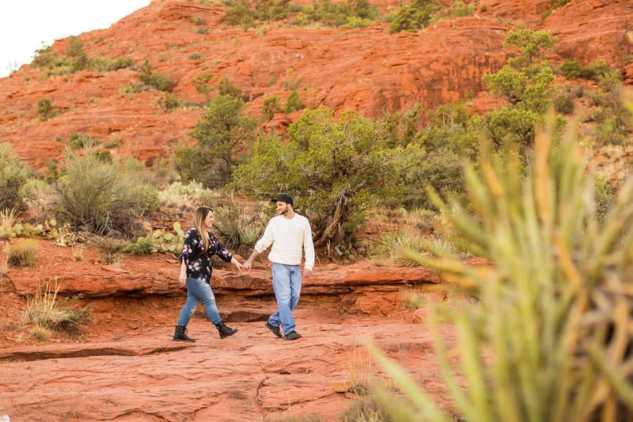 Melissa and Thomas - Proposal Photographer Flagstaff 10