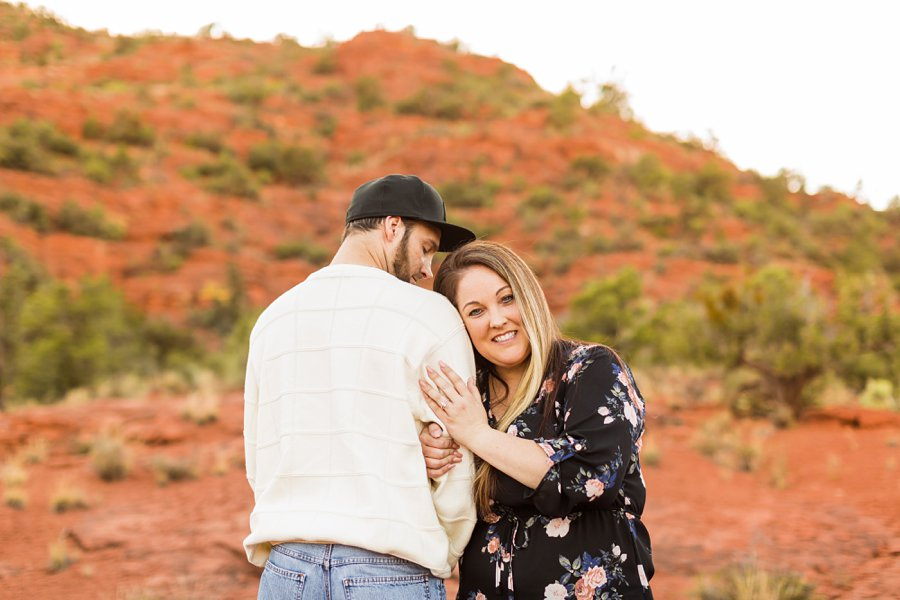 Melissa and Thomas - Proposal Photographer Flagstaff 12