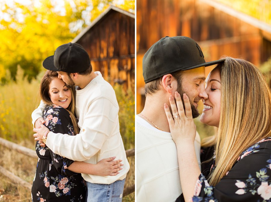 Melissa and Thomas - Proposal Photographer Flagstaff 14