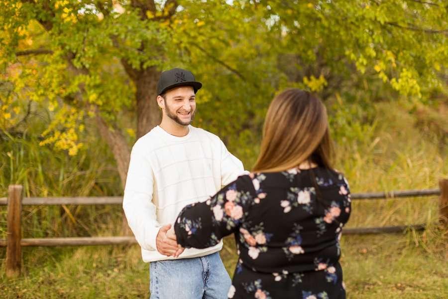 Melissa and Thomas - Proposal Photographer Flagstaff 15