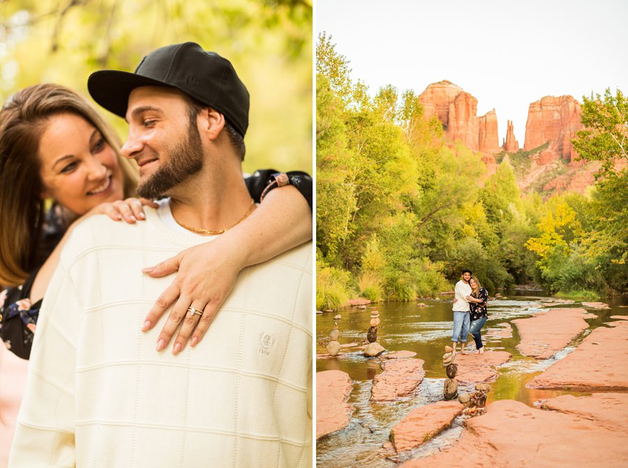 Melissa and Thomas - Proposal Photographer Flagstaff 18