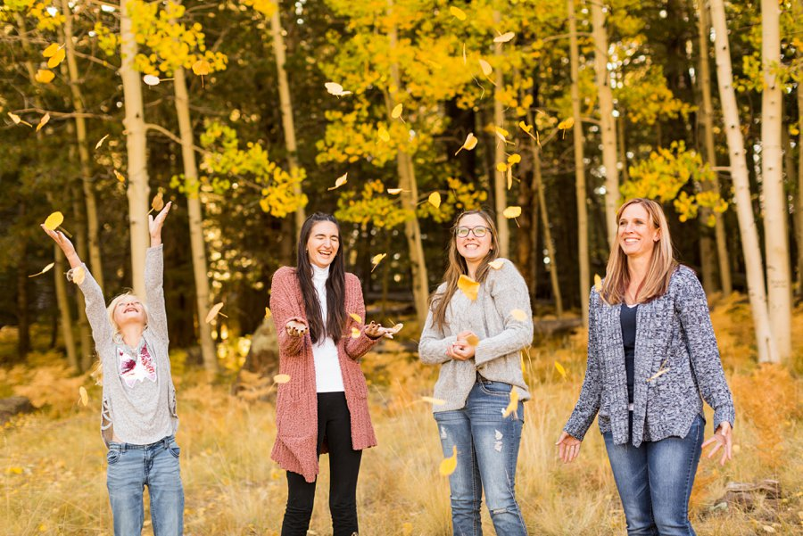 Mewhirter Family - Fall Colors Photographer 3