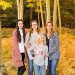 Autumn Aspen Family Photography Flagstaff   – Mewhirter Family