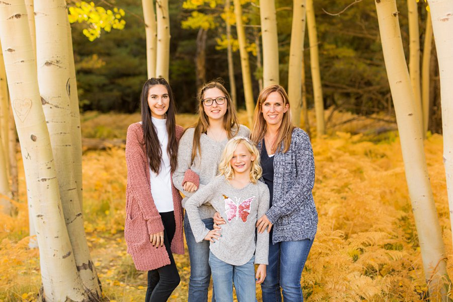 Mewhirter Family - Autumn Aspen Family Photography Flagstaff 3
