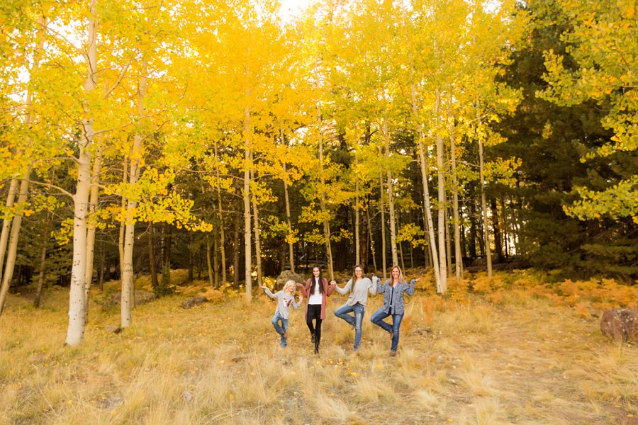 Mewhirter Family - Autumn Aspen Family Photography Flagstaff 4