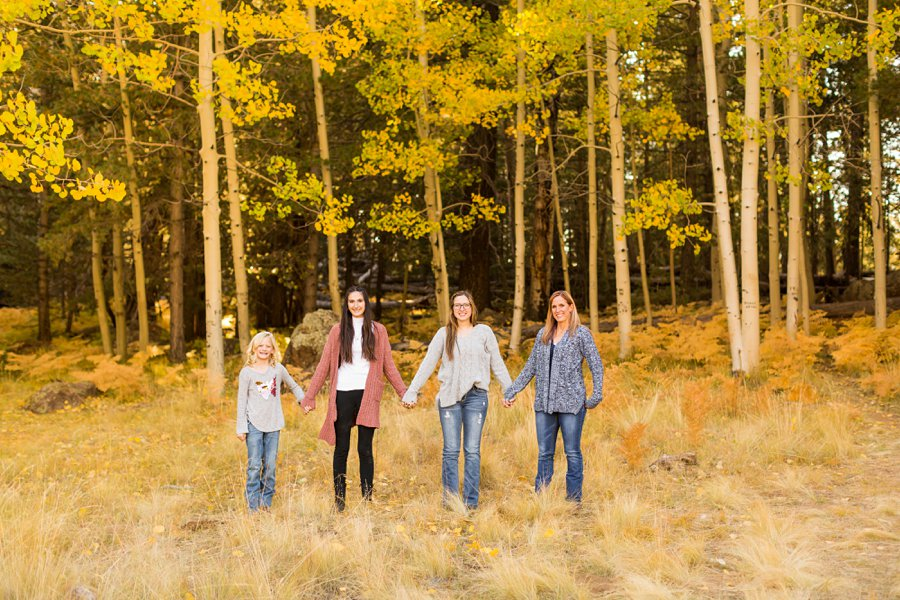 Mewhirter Family - Autumn Aspen Family Photography Flagstaff 5