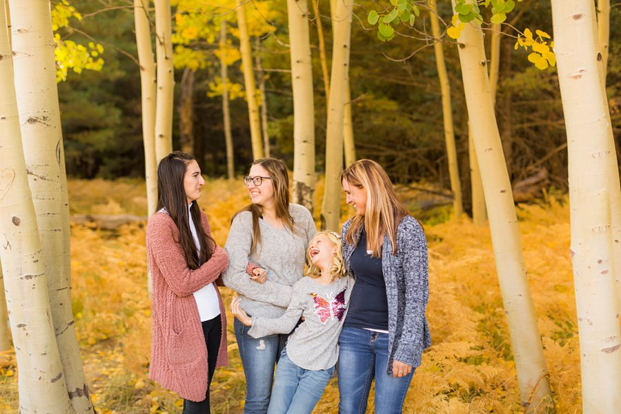 Mewhirter Family - Autumn Aspen Family Photography Flagstaff 11