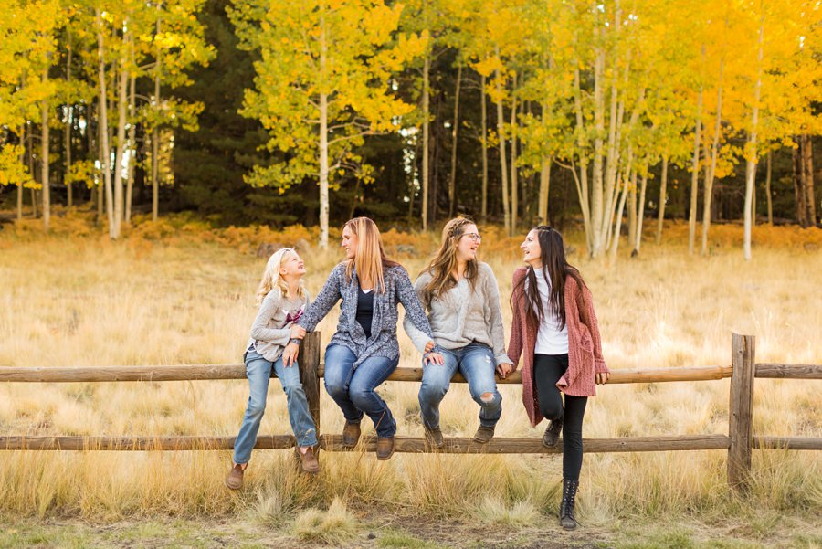 Mewhirter Family - Autumn Aspen Family Photography Flagstaff 1