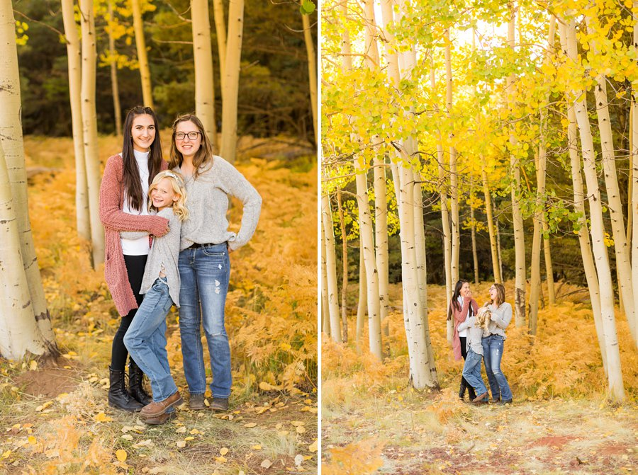 Mewhirter Family - Fall Colors Photographer 1
