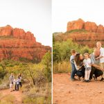 Sedona Family Portrait Photography – Perkins Family