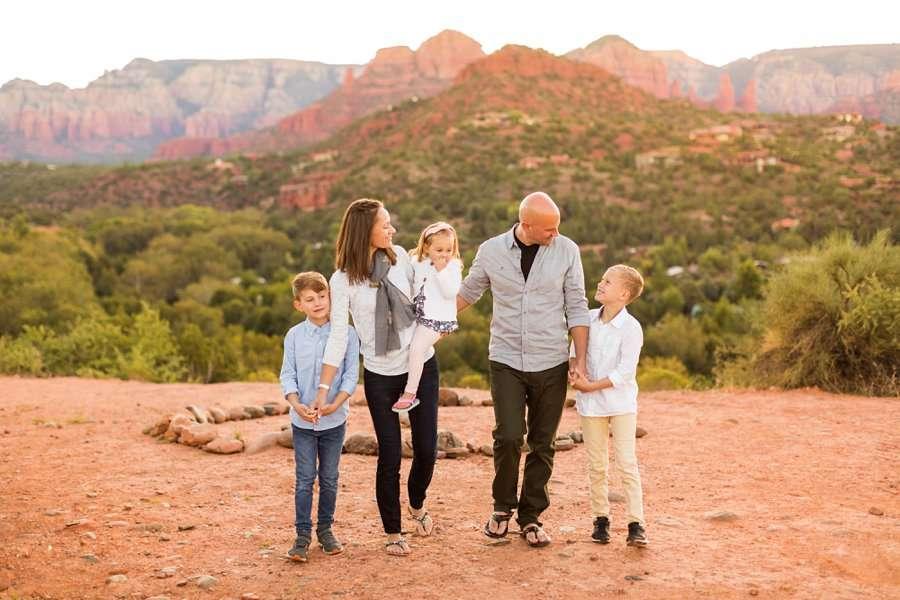 Perkins Family - Arizona Portraiture Photographer 5