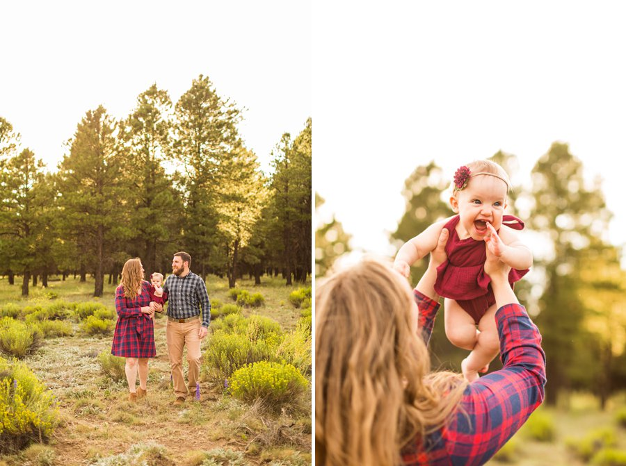 Puffer Family - Northern AZ Portrait Photographer 3