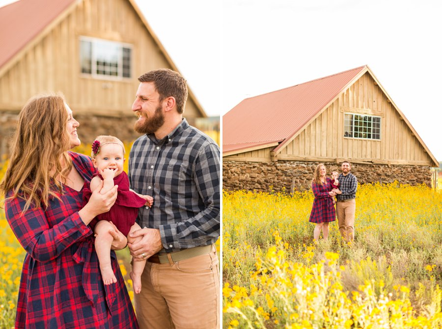Puffer Family - Northern AZ Portrait Photographer 5
