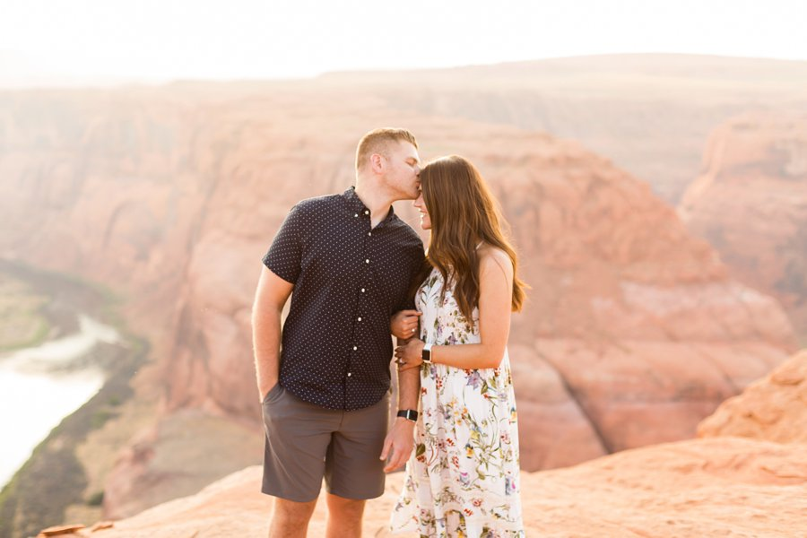 Ryan and Rachael - Horseshoe Bend and Grand Canyon Proposal Photographer 6