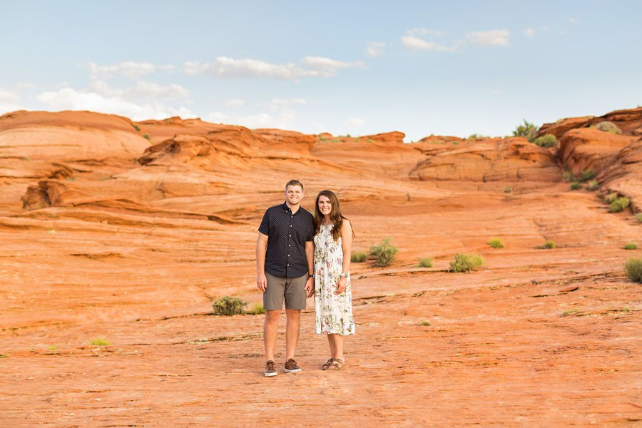 Ryan and Rachael - National Park Engagement Photographer 3