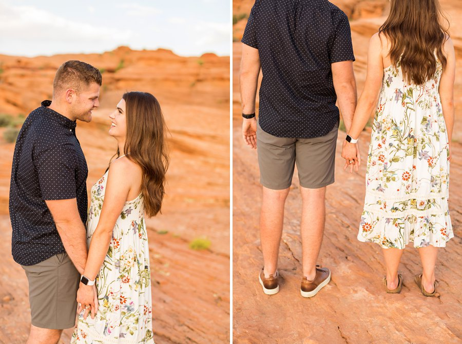 Ryan and Rachael - National Park Engagement Photographer 4