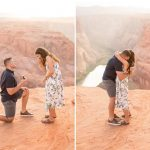 Ryan and Rachael – National Park Engagement Photographer