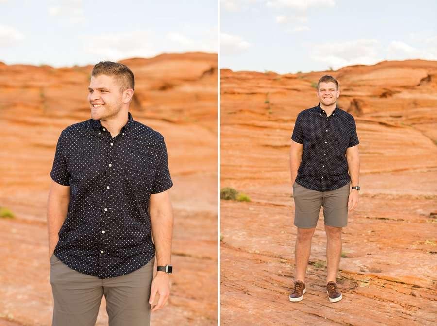 Ryan and Rachael - National Park Engagement Photographer 6