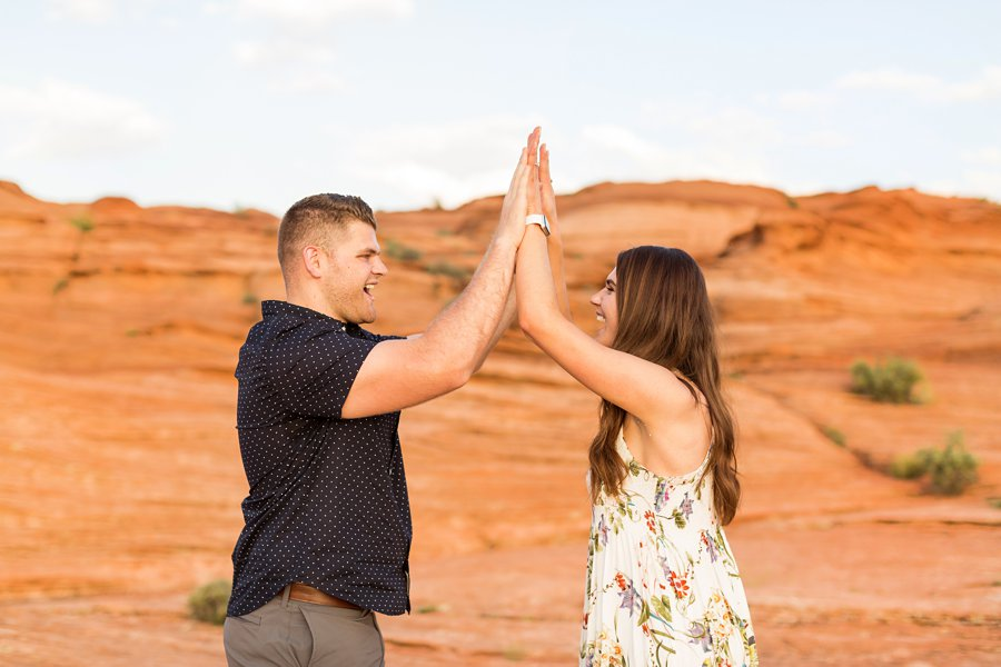 Ryan and Rachael - National Park Engagement Photographer 7