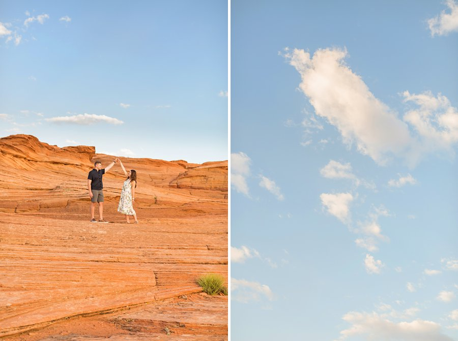 Ryan and Rachael - National Park Engagement Photographer 9
