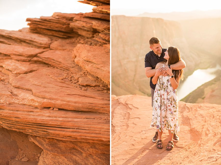 Ryan and Rachael - National Park Engagement Photographer 14