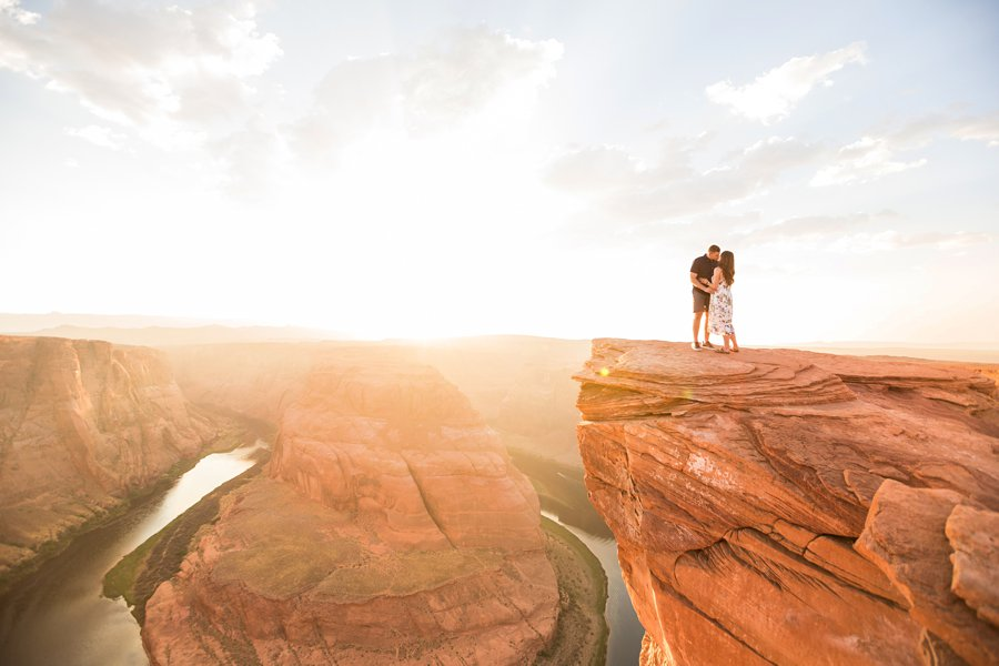 Ryan and Rachael - National Park Engagement Photographer 15