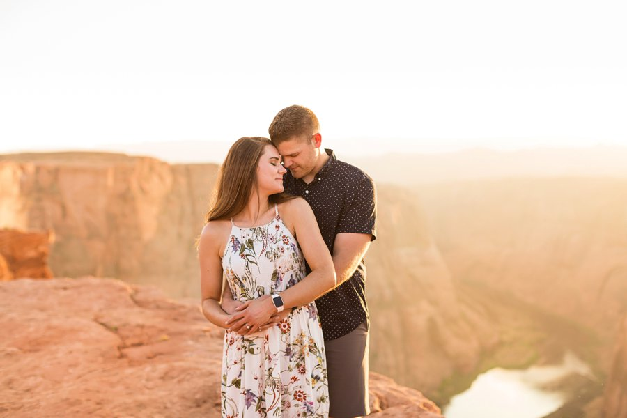 Ryan and Rachael - National Park Engagement Photographer 17