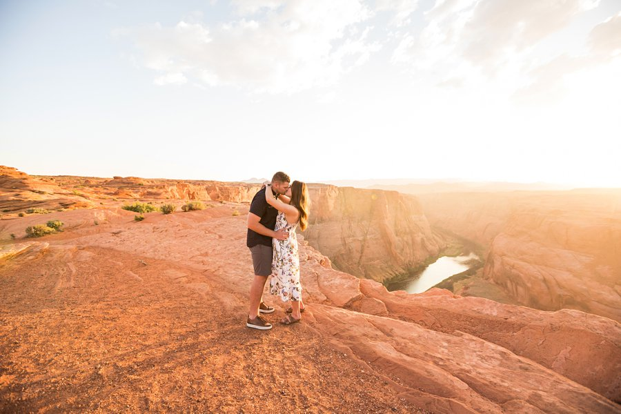 Ryan and Rachael - National Park Engagement Photographer 18