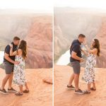 National Park Engagement Photographer – Ryan and Rachael