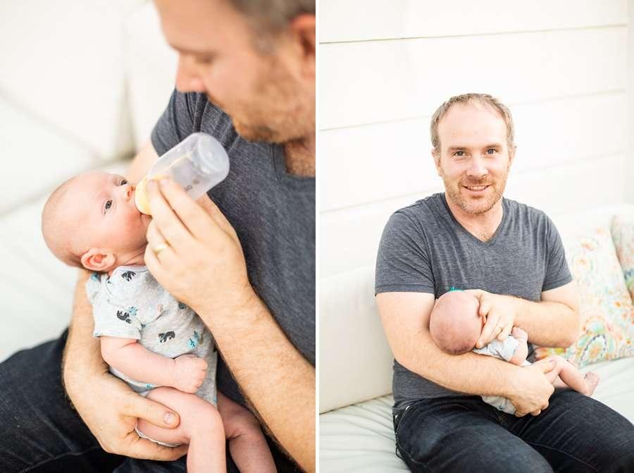 Salyers Family - Sedona Infant Portrait Photography 2
