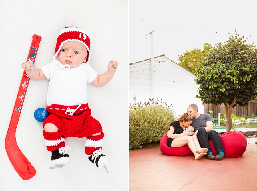 Salyers Family - Sedona Infant Portrait Photography 1