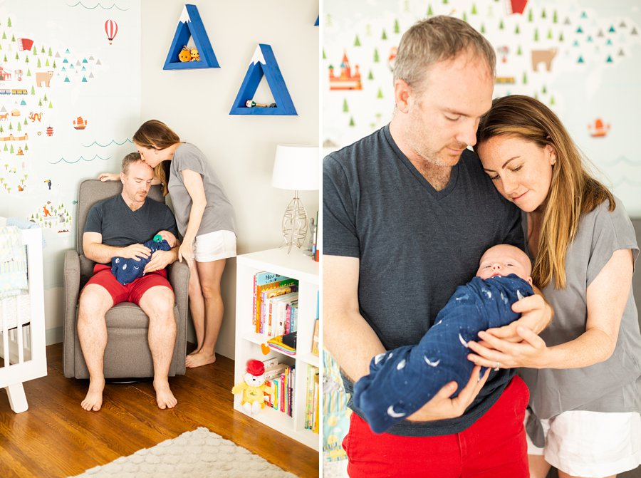 Salyers Family – Sedona Infant Portrait Photography