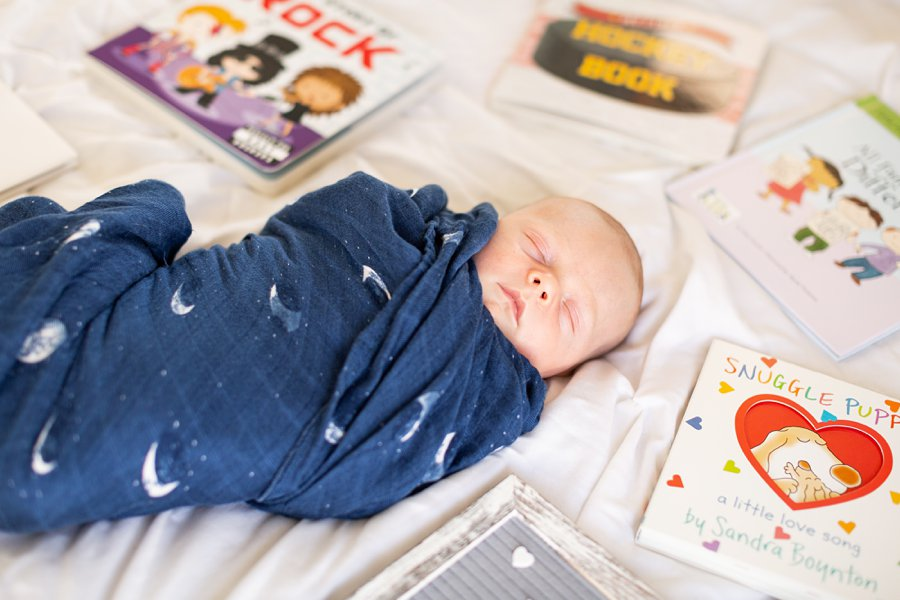 Salyers Family - Sedona Infant Portrait Photography 16