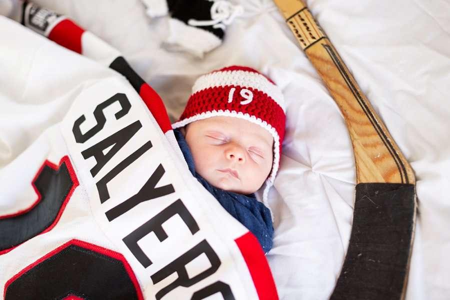 Salyers Family - Sedona Infant Portrait Photography 15
