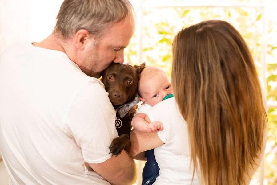 Salyers Family - Sedona Infant Portrait Photography 14