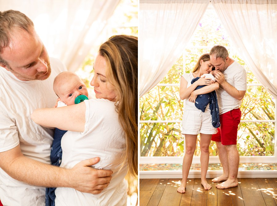 Salyers Family - Sedona Infant Portrait Photography 13