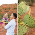 Sedona AZ Family Portrait Photographers: Santos Family