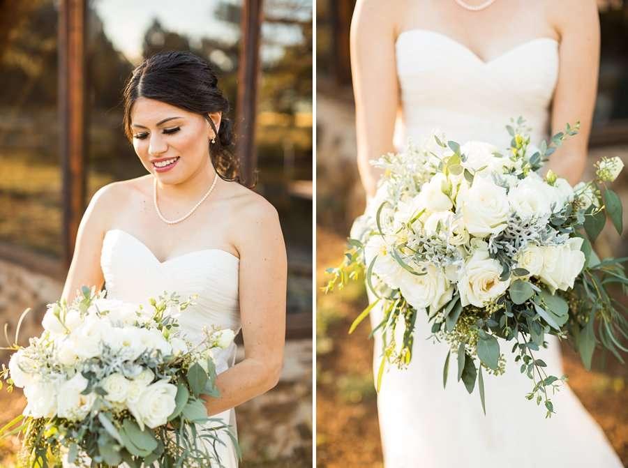 Stephanie and Mike - Flagstaff Wedding Photographer 6