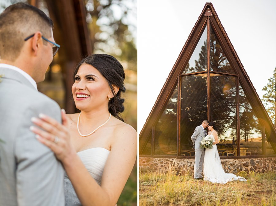 Stephanie and Mike - Chapel of the Holy Dove Elopement 8