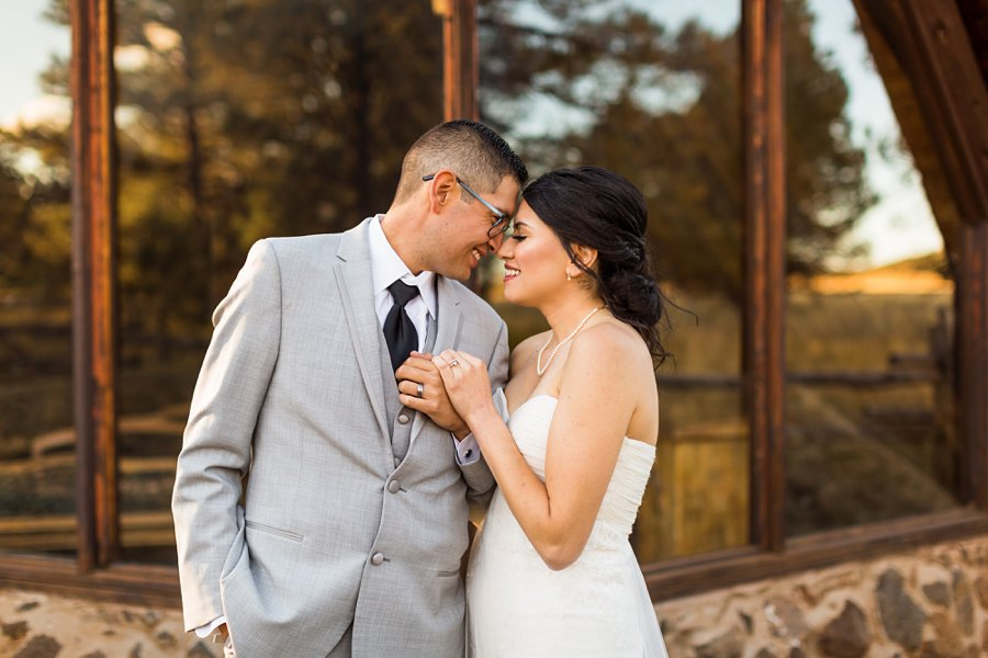 Stephanie and Mike - Flagstaff Wedding Photographer 9