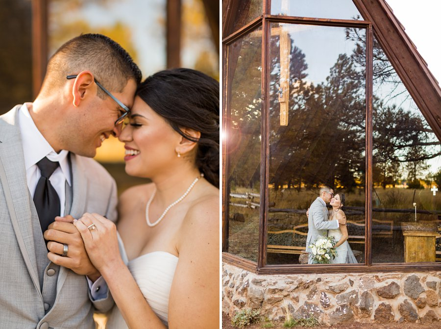 Stephanie and Mike - Flagstaff Wedding Photographer 10