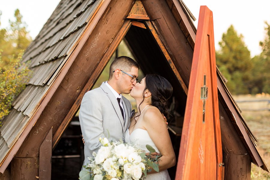 Stephanie and Mike - Chapel of the Holy Dove Elopement 1