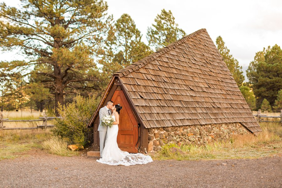 Stephanie and Mike - Flagstaff Wedding Photographer 14