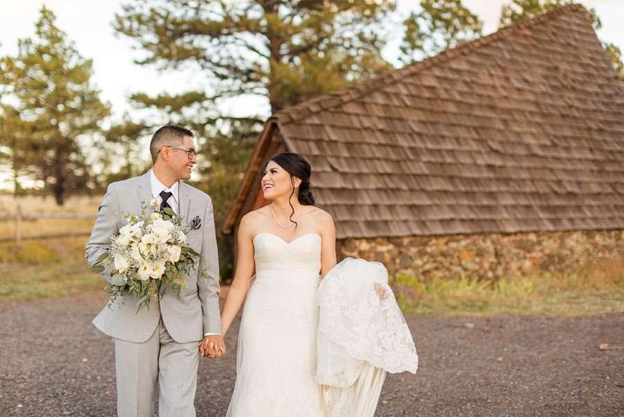 Stephanie and Mike - Flagstaff Wedding Photographer 15