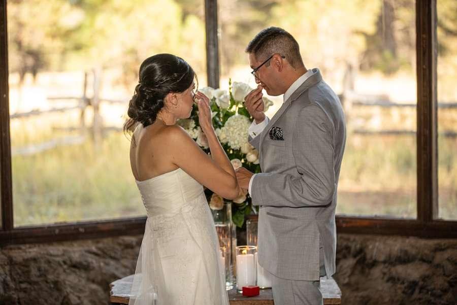 Stephanie and Mike - Flagstaff Wedding Photographer 5
