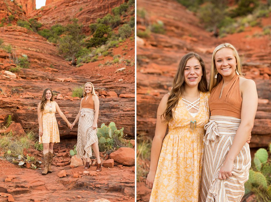 VanPoolen Family - Red Rock Portrait Photography 2