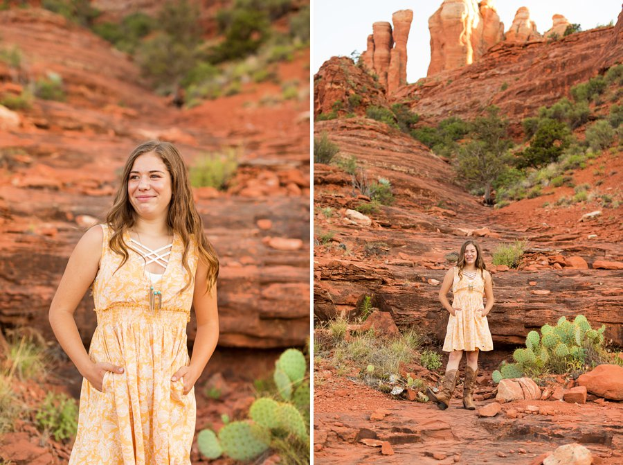 VanPoolen Family - Red Rock Portrait Photography 4