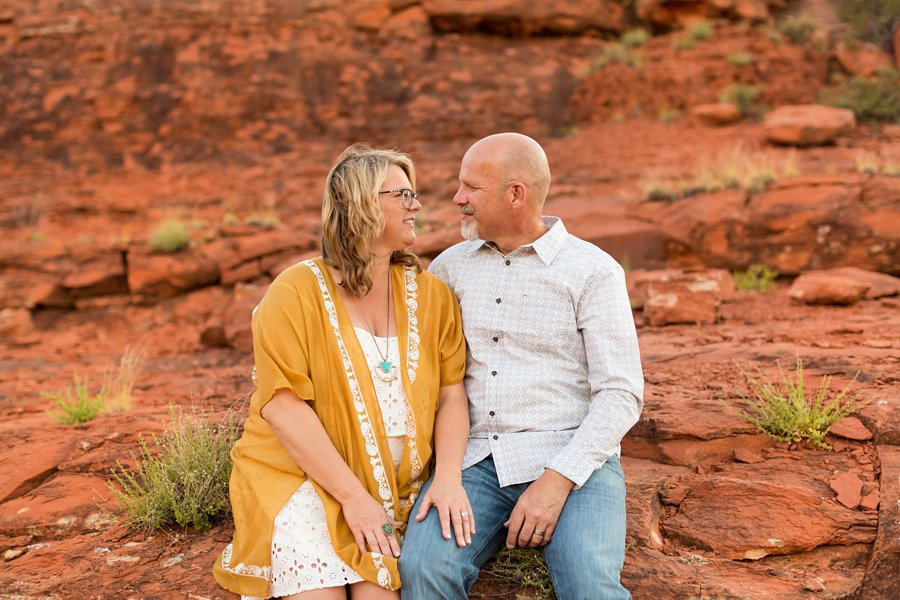 VanPoolen Family - Red Rock Portrait Photography 5